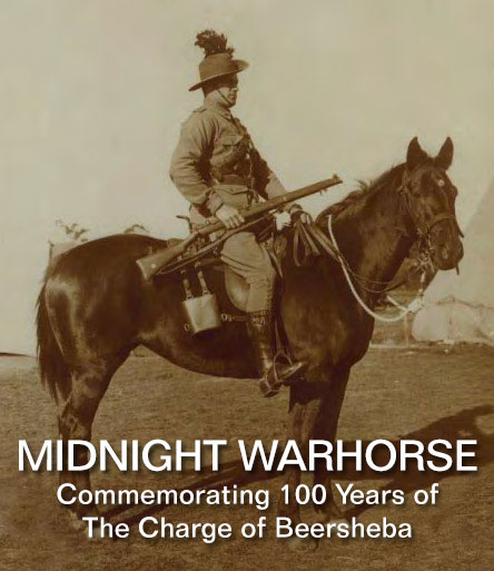 Midnight Warhorse