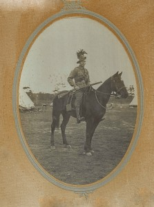 Lt-Barney-Haydon-on-Polo-by-Tester