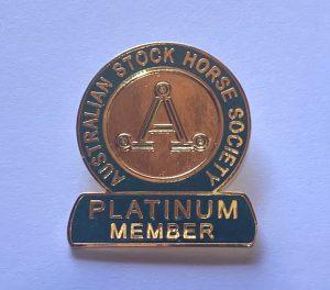 Platinum Member Badge